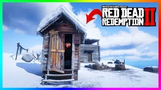 NEW Evidence Reveals Who Is Inside Of The Outhouse On Micah's Hideout In Red Dead Redemption 2!
