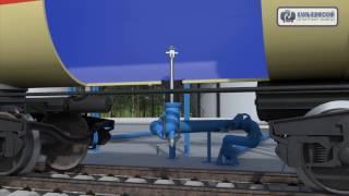 видео Грузовые вагоны и цистерны
