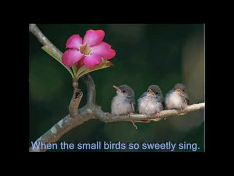 Loreena McKennitt - Seeds of Love (Lyrics)
