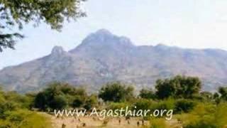 Arunachala Giri Valam - Circling the Holy Arunachala Hill