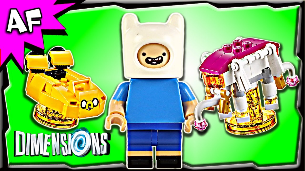 lego dimensions adventure time finn the human 3 in 1 level. Black Bedroom Furniture Sets. Home Design Ideas