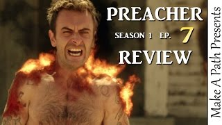 "Preacher (AMC) Season 1 Episode 7 RECAP & REVIEW ""He Gone"""