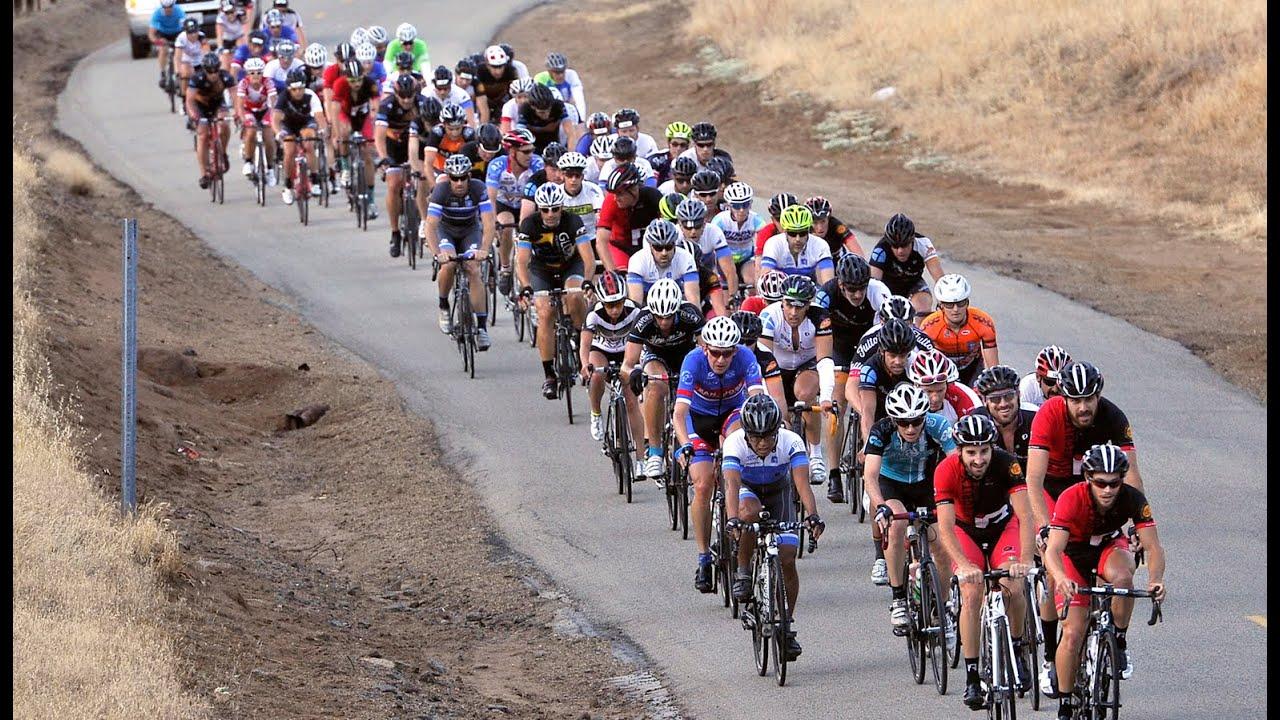 39th Annual Climb to Kaiser bike ride - YouTube