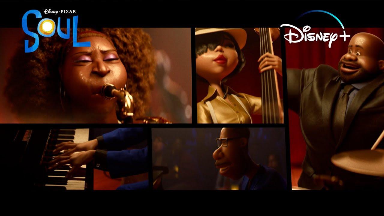 Music of Soul | Disney and Pixar's Soul | Disney+ - YouTube