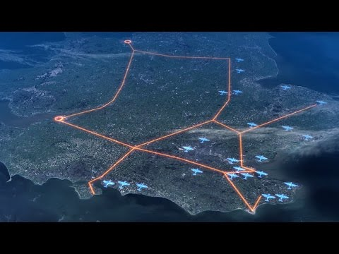 Britain's Underground Fuel Network - World Beneath Your Feet - BBC