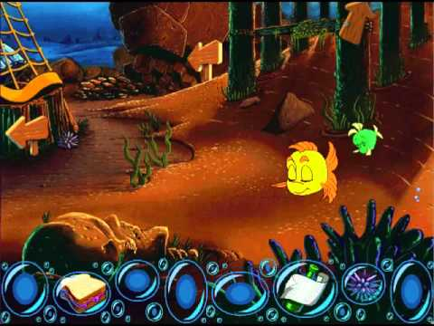 Let's Play Freddi Fish 1! (Part 1)