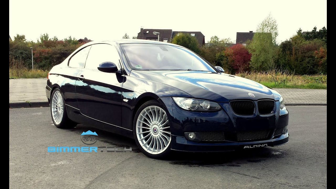 bmw alpina b3 35i biturbo sound bimmertech forum youtube. Black Bedroom Furniture Sets. Home Design Ideas