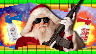 Jingle Bells - MLG Airhorn Remix