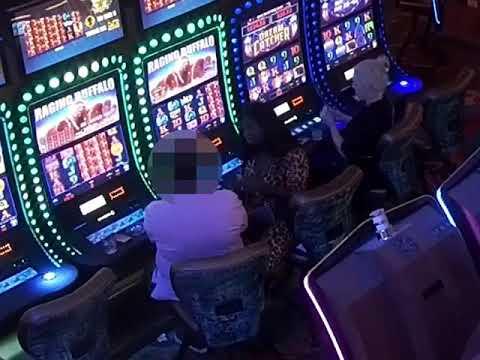Florida News - WATCH: Two Women Target Hard Rock Casino Gambler