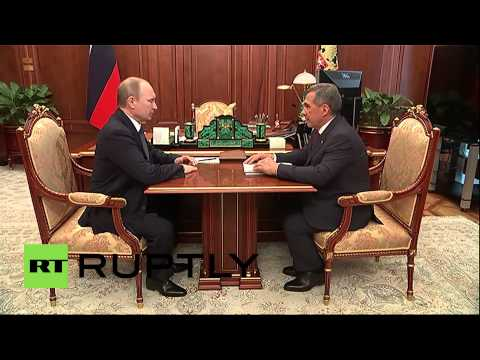 Russia: Putin extends leadership of Tatarstan's Rustam Minnikhanov