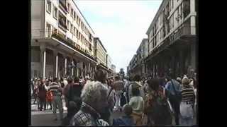 Retour d' Afrique - le géant de Royal de Luxe au Havre - 1998