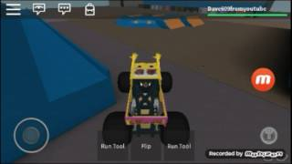 Monster Jam Zombie Freestyle (Roblox)