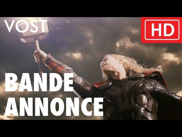 Thor : Le Monde des Ténèbres - Bande-annonce VOST -- Marvel   HD