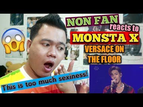 monsta-x-[몬스타엑스]-versace-on-the-floor-reaction