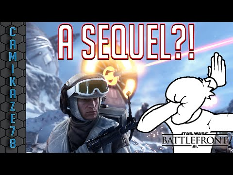 Battlefront has a Sequel Coming | Very Angry Rant!