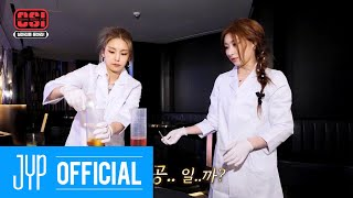 [CSI] Codename : Secret ITZY EP.07