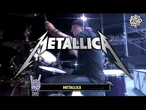 DVD Metallica Argentina 2017 Lollapalooza [DESCARGA]