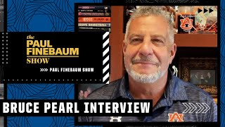 Bruce Pearl reacts to viral shirtless celebration, self-imposed ban & more!   The Paul Finebaum Show