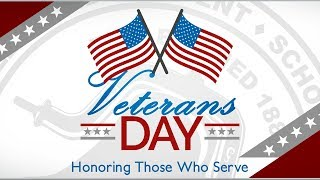 2018 Veterans Day Celebration at Waller High School