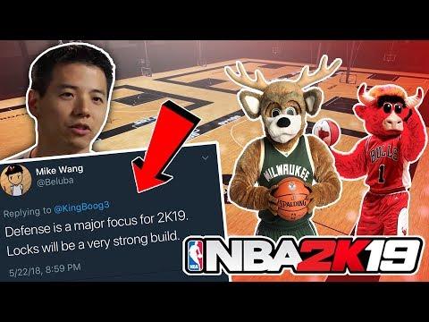 NBA2K DEVS REVEALS SECRETS THAT PROVES 2K19 WILL BE THE BEST 2K EVER MADE!(NOTCLICKBAIT)