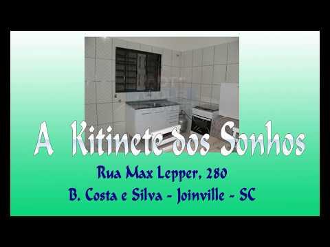 Apartamento Joinville Costa e Silva 1647940
