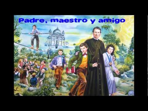 Padre, maestro y amigo - Musical Don Bosco - http://parroquiasalesianadebadajoz.blogspot.com/