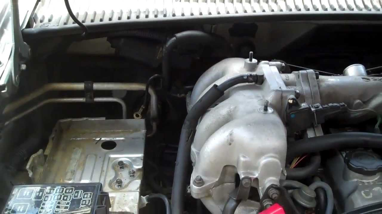 2002 Kia 4x4 Sportage Heater Core repair  YouTube