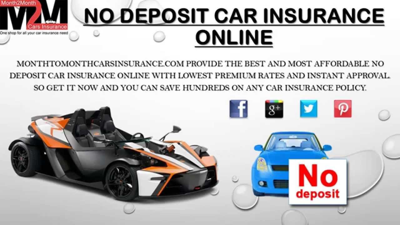 best no deposit car insurance quote online youtube. Black Bedroom Furniture Sets. Home Design Ideas
