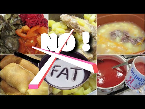 ЧТО ЕСТ НАША СЕМЬЯ | Меньше жира! | Обзор морозильника. Блинчики с мясом, кисель (рецепт)