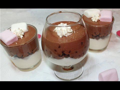 Как приготовить кофейно карамельный десерт в креманках