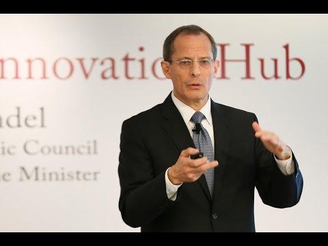 [Lecture] Eugene Kandel: How Israel Became An Innovation Hub