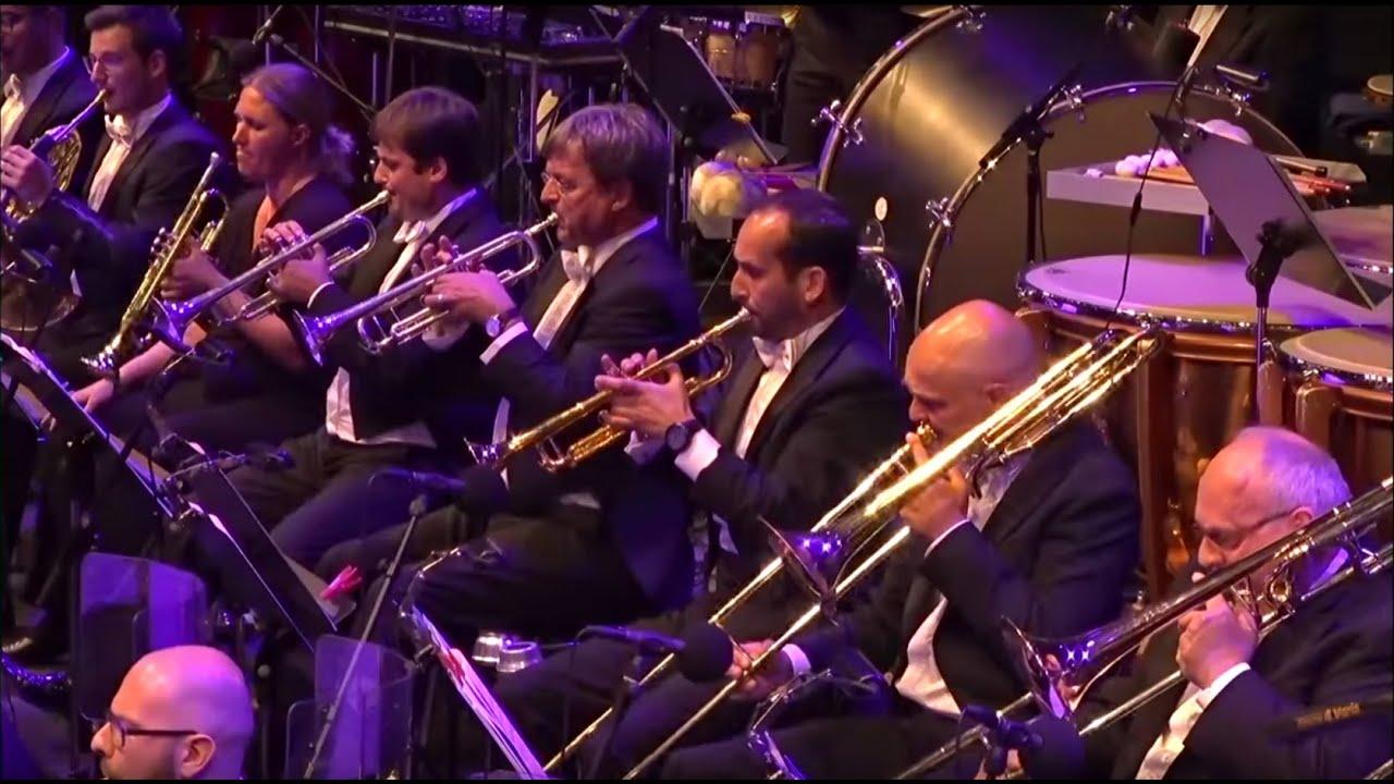 Bernstein: Symphonic Dances from »West Side Story« ∙ hr-Sinfonieorchester ∙ Andrés Orozco-Estrada