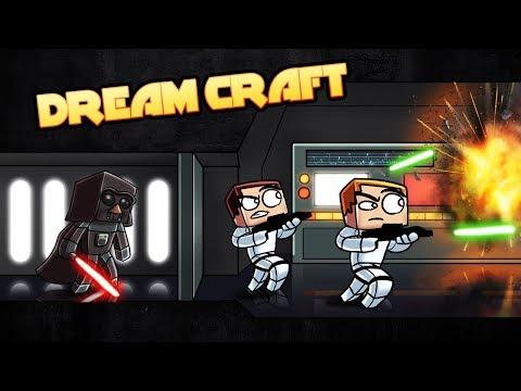 Minecraft   Dream Craft - REBELS STEAL SECRET DEATH STAR PLANS? (Star Wars Movie)