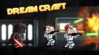 Minecraft | Dream Craft - REBELS STEAL SECRET DEATHSTAR PLANS? (Star Wars Movie)