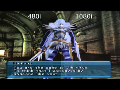 .hack//infection 1080i vs 480i (watch in HD)