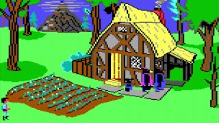 King's Quest 3: Part 2 - A Feline From The One Who Eats