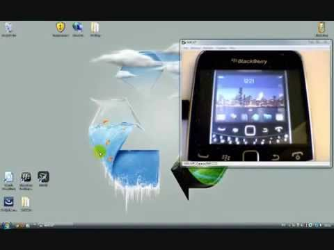 BlackBerry software update (Перепрошивка BlackBerry)