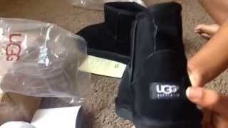 Aliexpress Black Ugg Australia Boots
