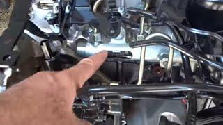 حساسات ومكونات محرك 2 لتر بيجو + ستروان - moteur 2.0L HDI  egr