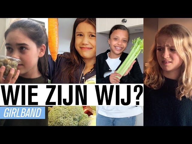 #7 WIE ZIJN WIJ? GIRLBAND 💗   JUNIOR SONGFESTIVAL 2020 🇳🇱