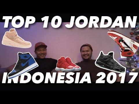 REKAP 2017! Top 10 Jordan 2017 (Bahasa Indonesia)