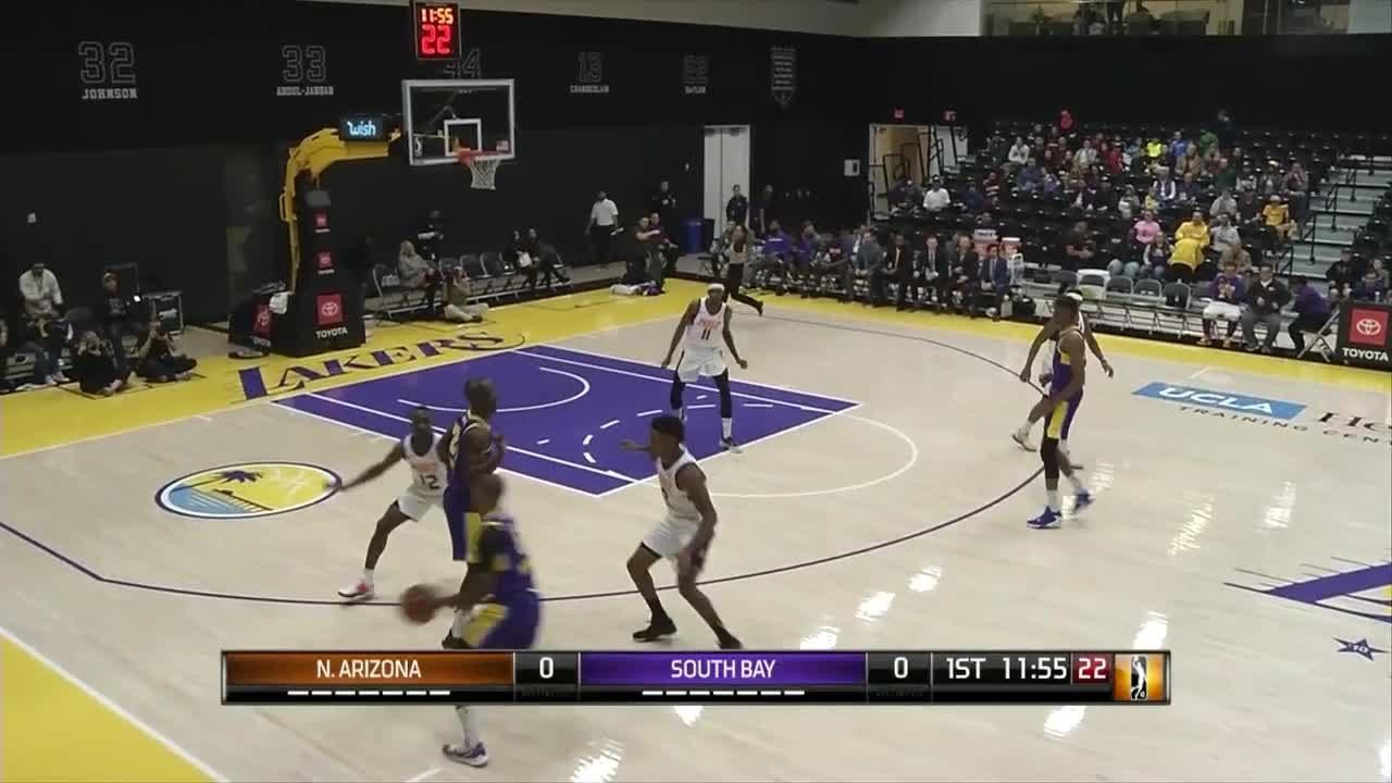 South Bay Lakers vs. Northern Arizona Suns - Condensed Game