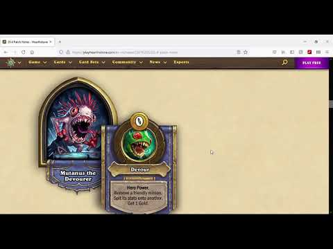Thoughts? : hearthstone