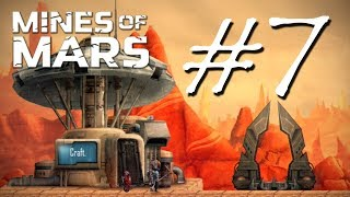 Mines Of Mars: UPDATE 1.0.6 - Not Enough Cobalt! | Android iOS games
