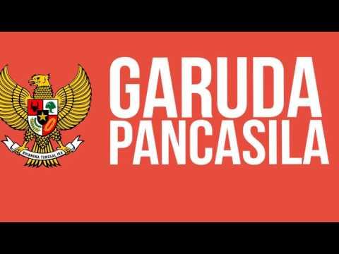 Lagu Wajib Nasional - Garuda Pancasila
