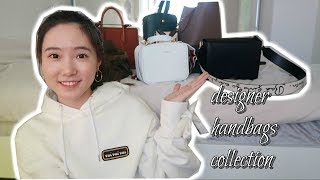 💗小众设计师包包分享💗 | designer handbags collection