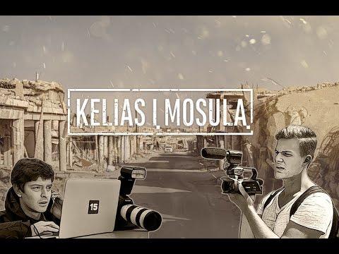 """360° dokumentika iš """"Islamo valstybės"""" kontroliuotų Mosulo apylinkių"""