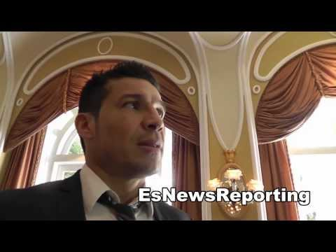 sergio martinez vs miguel cotto sergio interview about fight EsNews boxing