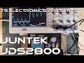 Review JUNTEK JDS2800 Signal Generator from tomtop.com