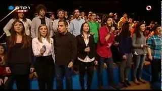 Contraponto - Deixa-me Rir (5 Para a Meia Noite/José Pedro Vasconcelos)